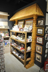 Magazin Charisma - Mercur Center Craiova - stand produse traditionale