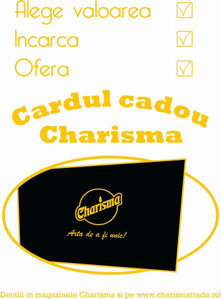 Card Cadou Charisma