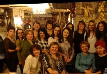 Echipa Charisma la petrecerea de 8 Martie 2017