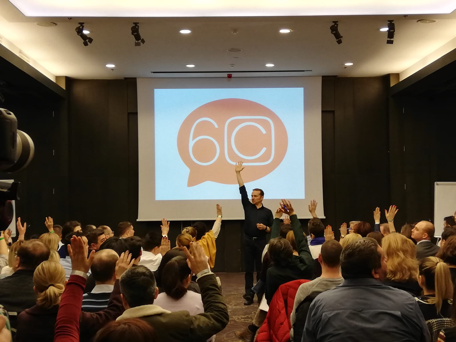 Charisma | Cum sa progresezi in cariera | Conferinta 6C - Cariera | Andy Szekely|